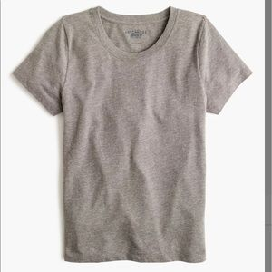 Gray Essential Tee